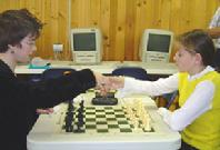 Karpov Chess School Students