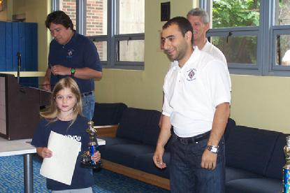Karpov Chess Camp Student
