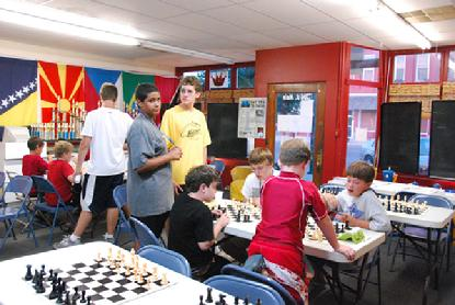 Chess School Camps
