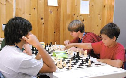Chess Camp in Lindsborg
