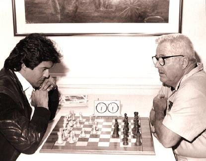 Erik Estrada, William Windom, Hollywood Chess, Irwin W. Fisk