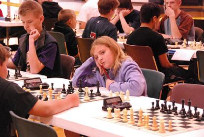 Anatoly Karpov Chess Camps for Girls