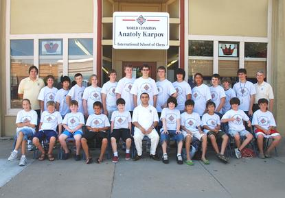 Karpov Chess Camp - Session II 2008