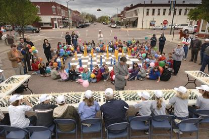 National Geographic does story on Lindsborg chess