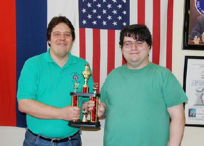 Terry Wright, Wichita, KS - Karpov Chess School Quads