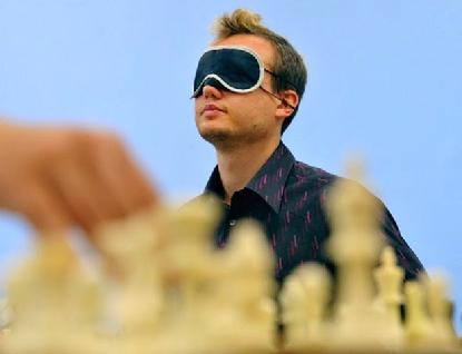 blindfolded chess, Timur Gareev