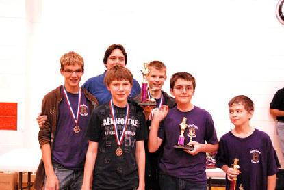 Valley Center Middle School Chess Team