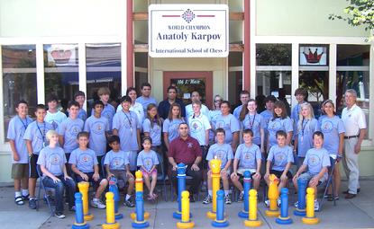 Chess Camps, Summer Camps