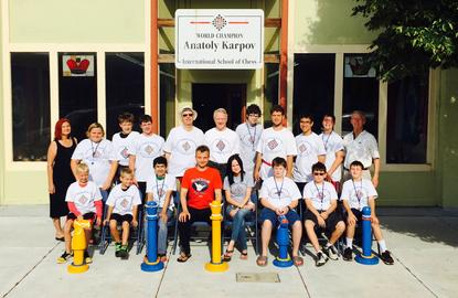 Chess camps, Karpov Chess Camp, Timur Gareyev, Summer Camps