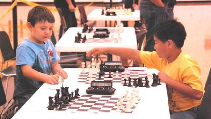 Chess in Lindsborg's Smoky Valley H.S.